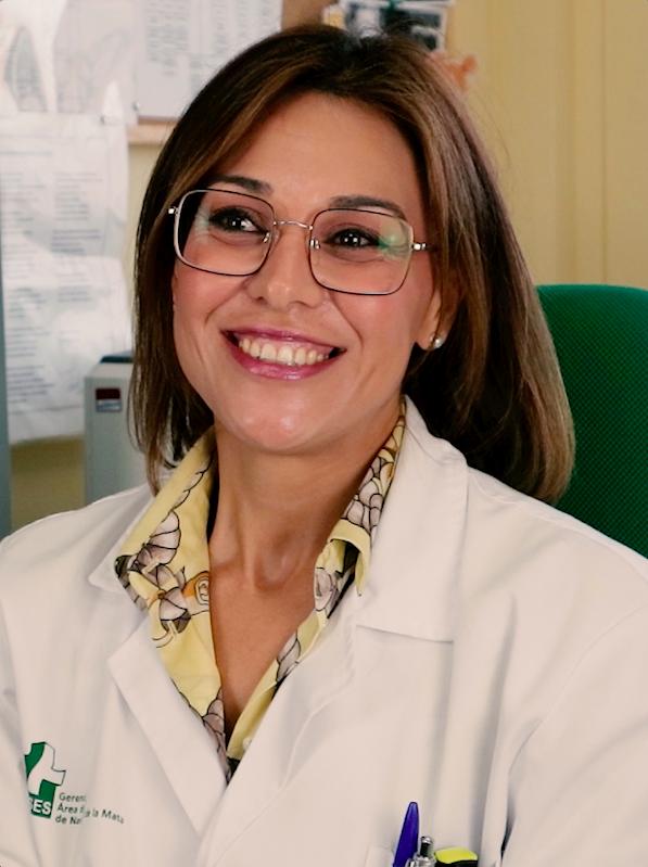 Dra Patricia Pérez Moreno
